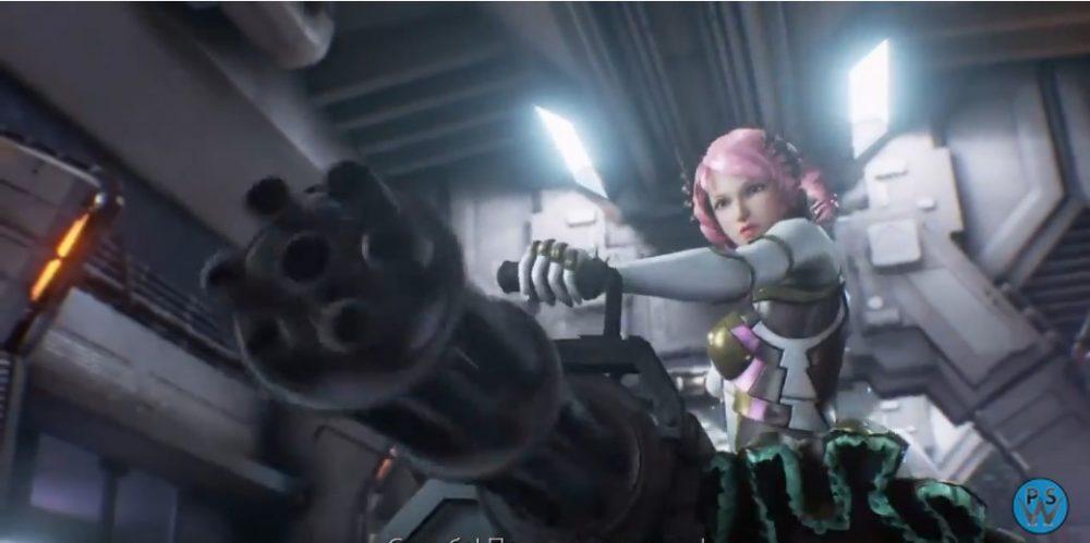 Tekken 7 Alisa Boskonovitch