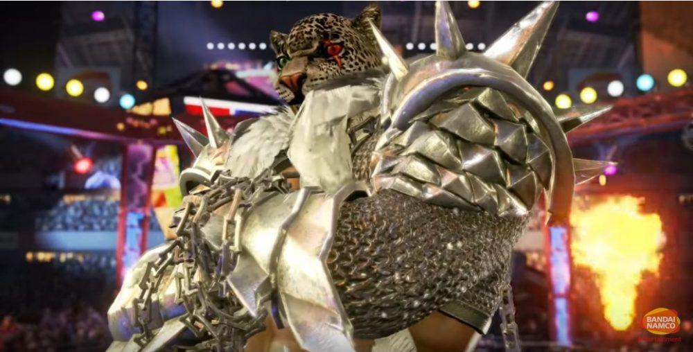 Tekken 7 Armor King
