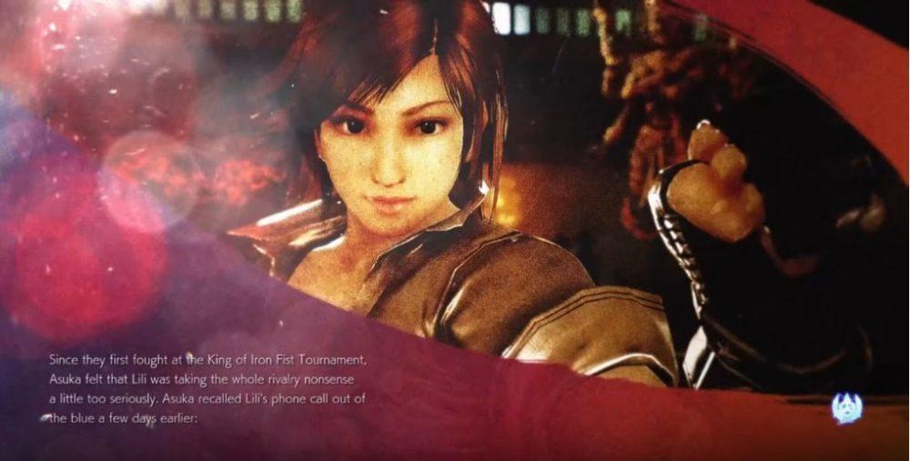 Tekken 7 Asuka