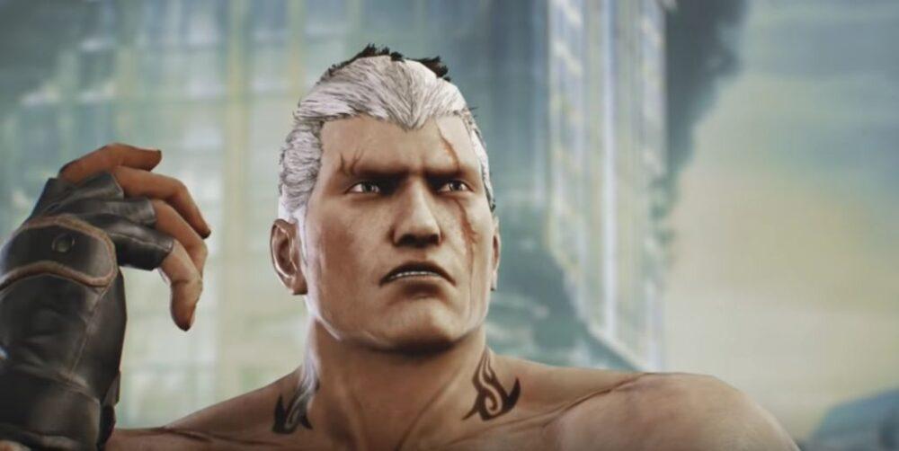 Tekken 7 Bryan Fury