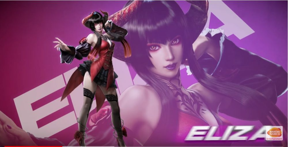 Tekken 7 Eliza