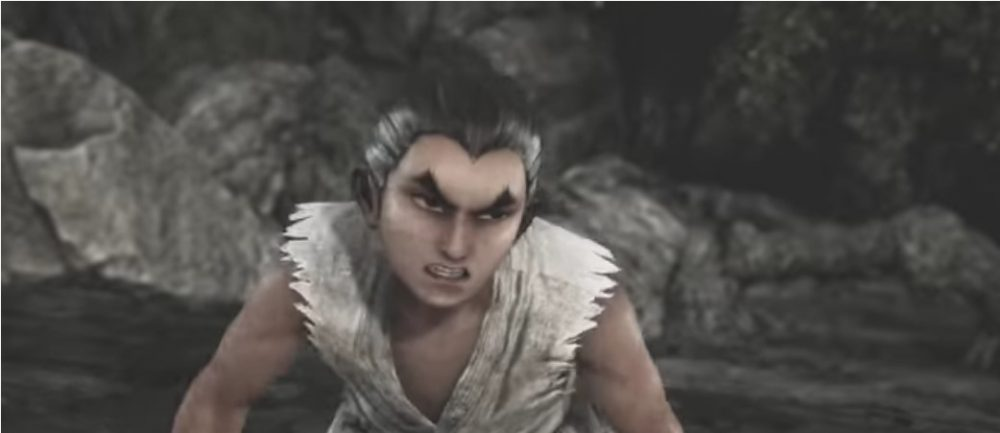 Tekken 7 Kid Kazuya