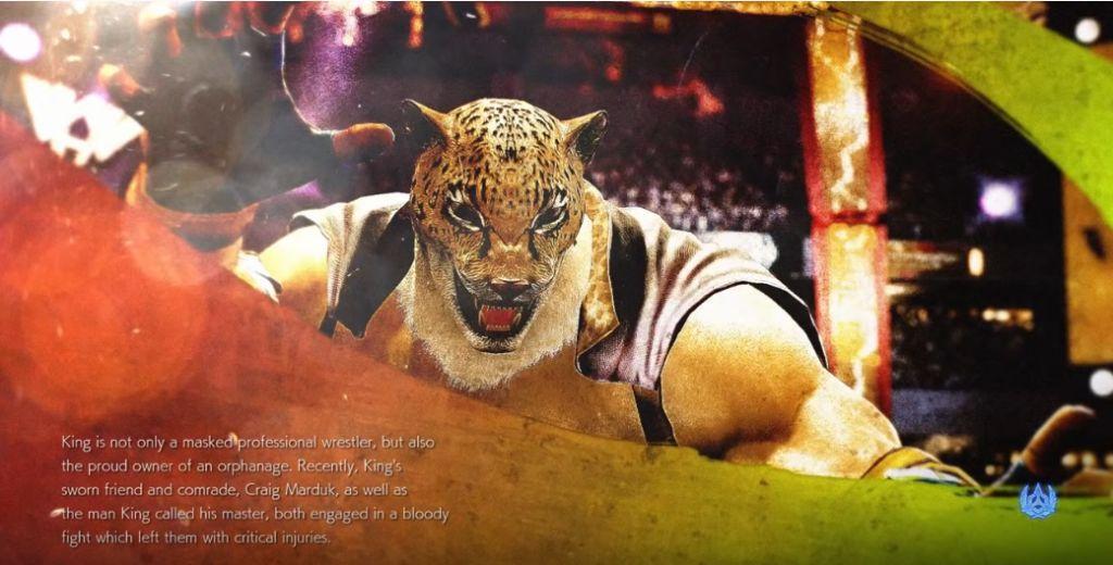 Tekken 7 King