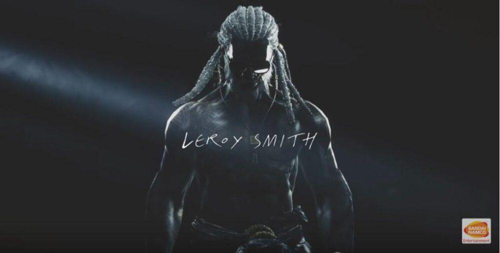 Tekken 7 Leroy Smith