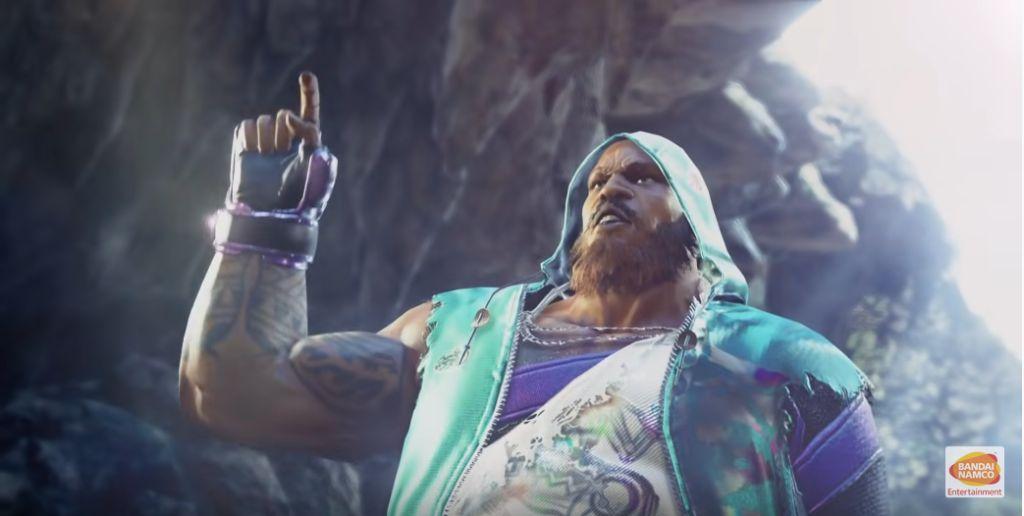 Tekken 7 Craig Marduk