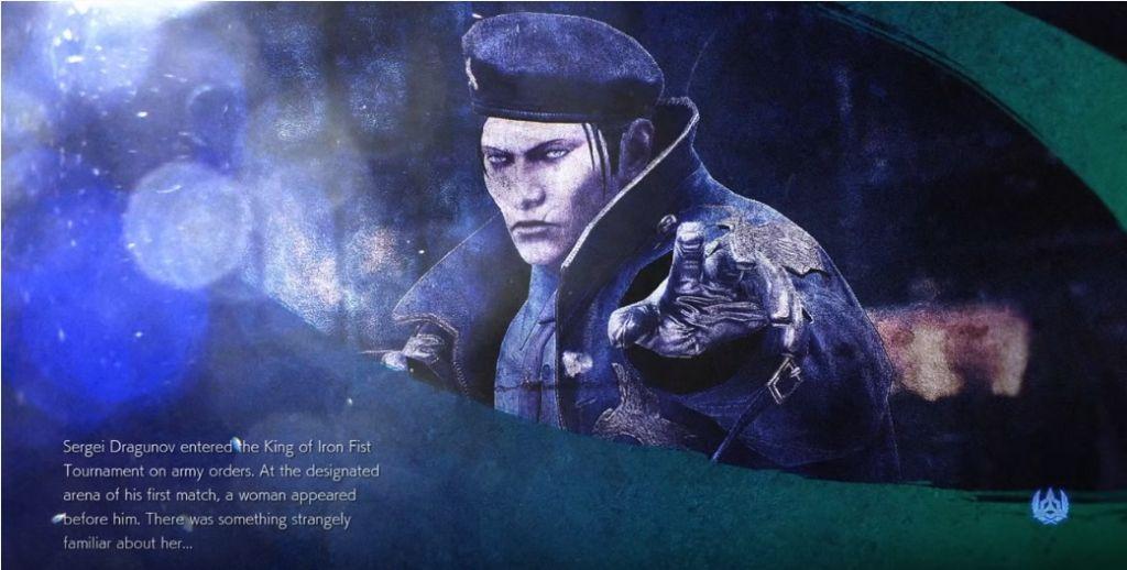 Tekken 7 Sergei Dragunov