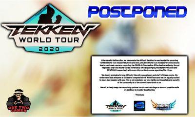 Tekken World Tour Posponed