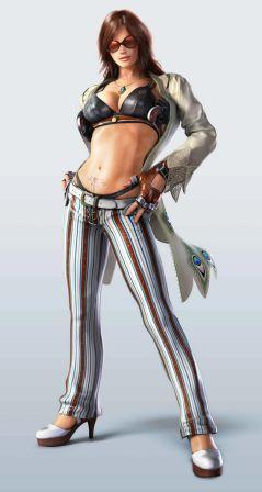 Katarina Alves Player 1 Outfit
