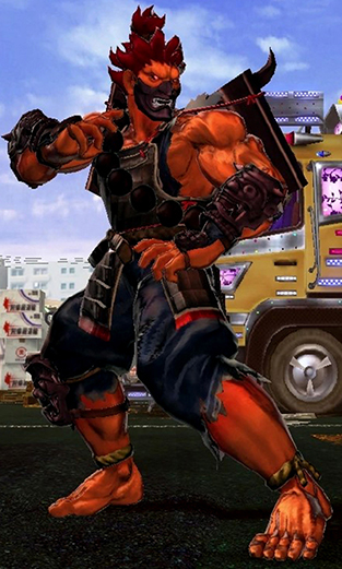 Tekken 7 Akuma Complete Biography Fighting Style Player Outfits One Two Gamer