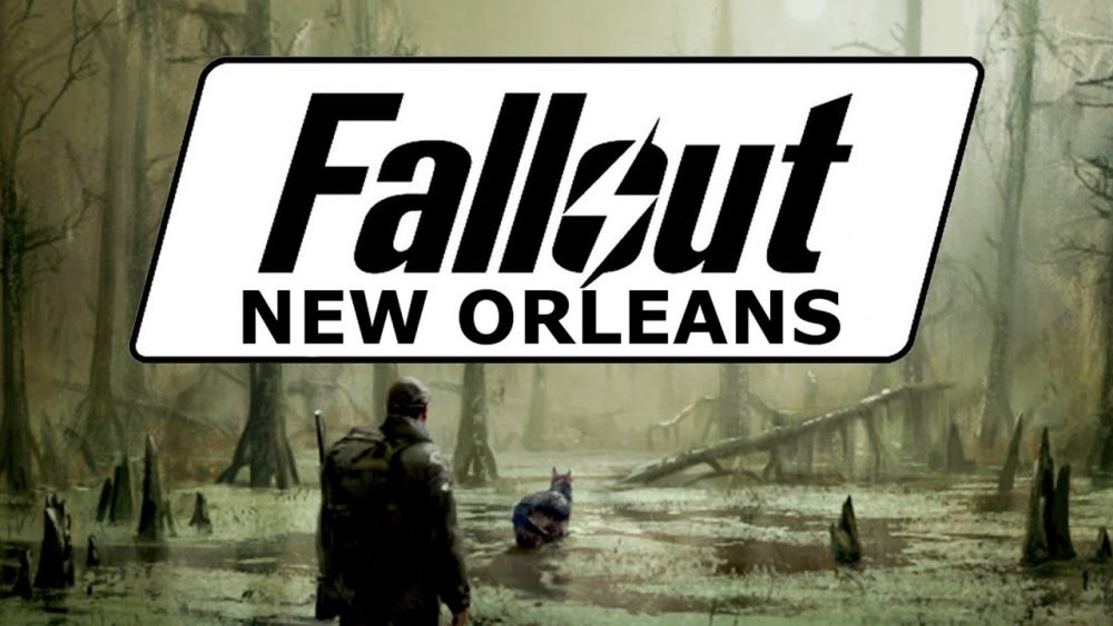 Fallout 5 New Orleans