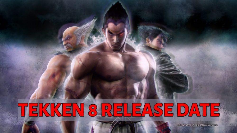 Tekken 8