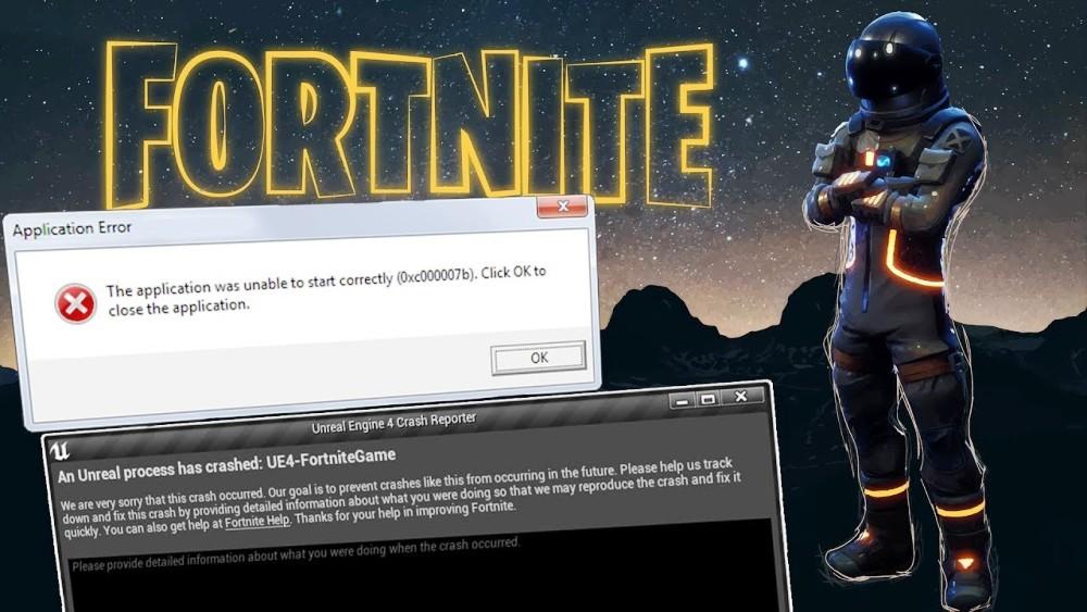 Fortnite Keeps Crashing