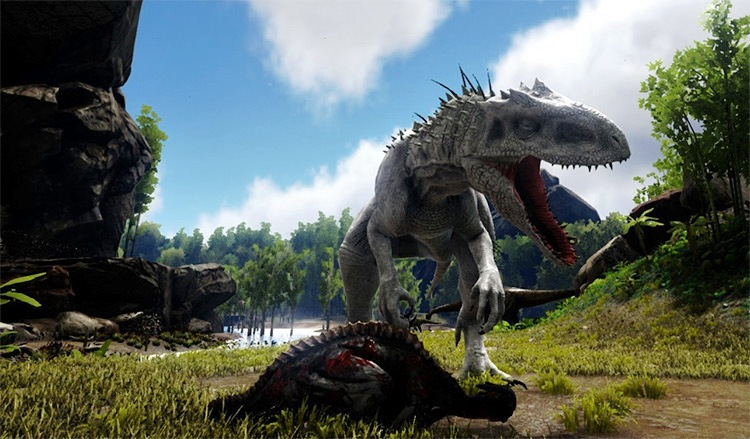 ark additions domination rex