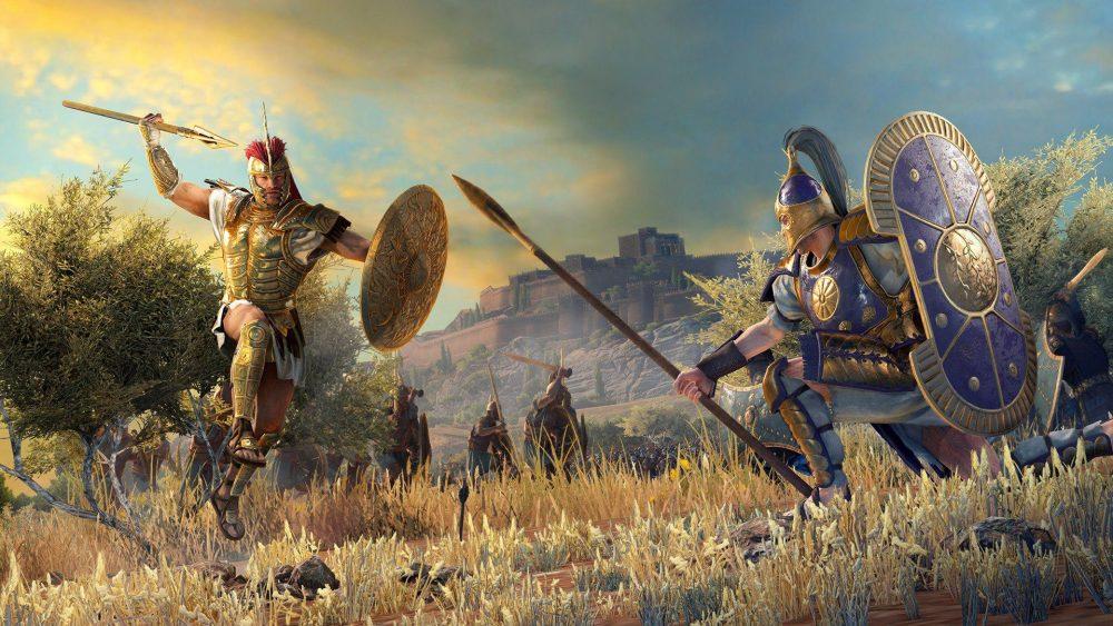 Total War Saga - Troy