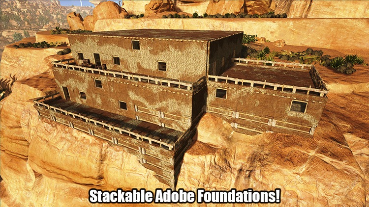 stackable foundations mod