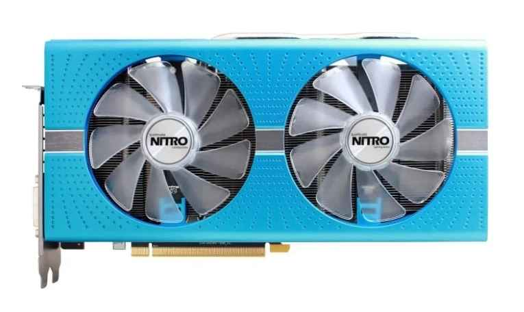 Sapphire Nitro Radeon RX 590
