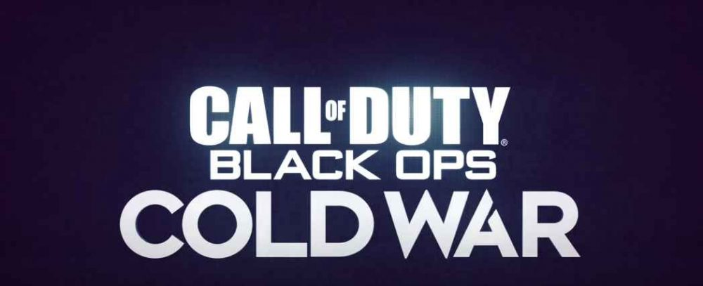 Call of Duty Black Ops Cold War opening