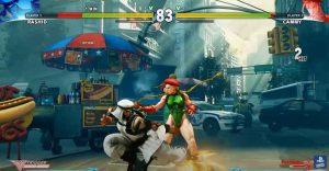 Street Fighter V Playstation plus