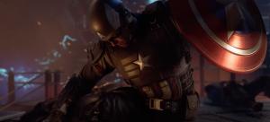 America in marvel avengers