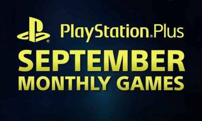 PlayStation Plus games for sept