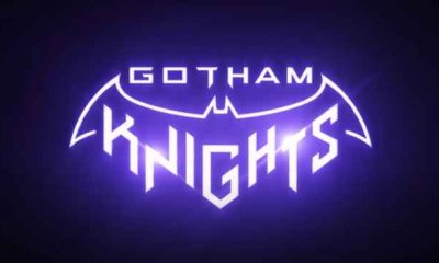 logo of Gotham Knights