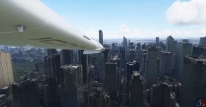 buildings in Microsoft flight simulator 2020
