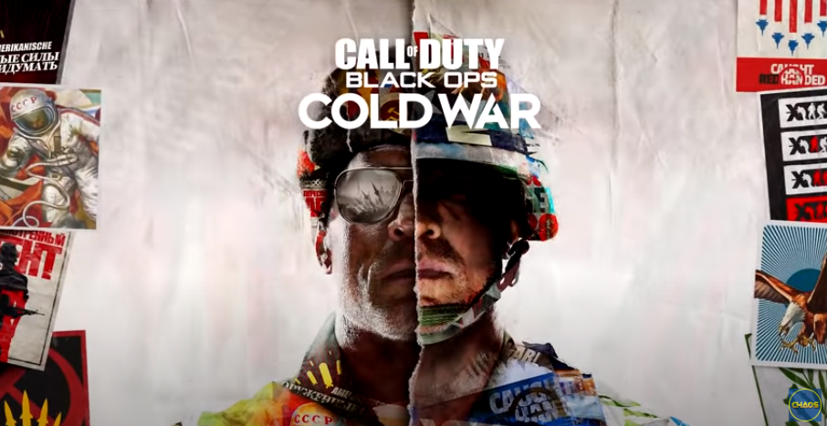Call Of Duty Black Ops Cold War cover page