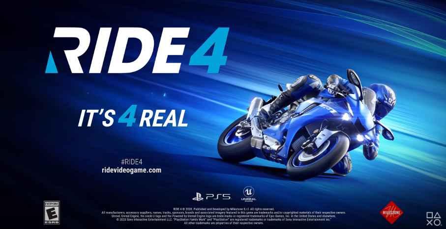 Ride 4 new bike